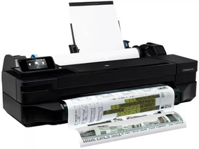 Impressora Plotter Hp Designjet T120 24 - Cq891c#b1k