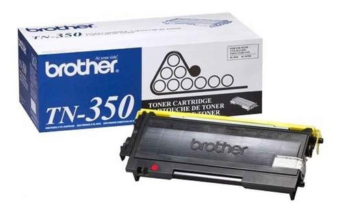 Toner Brother Tn350 Negro Original Brother 7820n Hl2040 2070