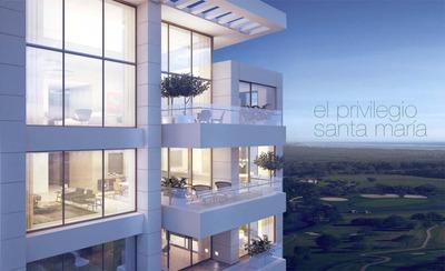 Vendo Apartamento En Santa Maria Mec19-4255