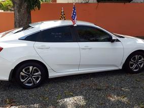 Honda Civic Lx 2016 Precio De Oferta