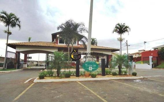 Terreno À Venda, 325 M² Por R$ 300.000,00 - Condomínio Residencial Manacás - Paulínia/sp - Te0355