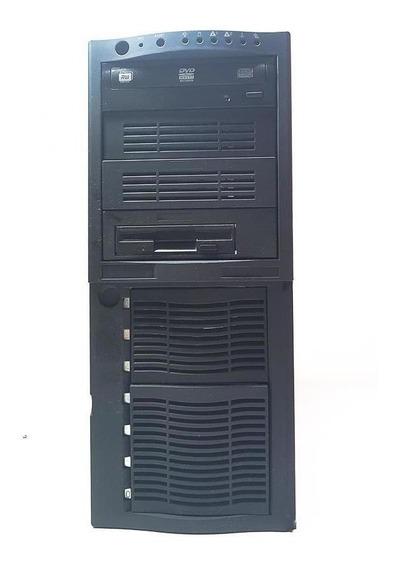 Servidor Supermicro Xeon 8gb Hd 500gb Barato