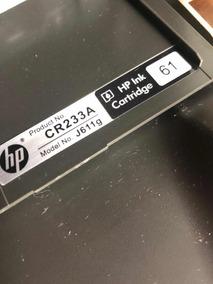 Impressora Hp Deskjet 3052a