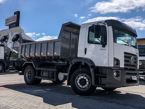 Volks 17280 Toco 14 Caçamba Simples 7m³=ford Cargo Iveco Vw