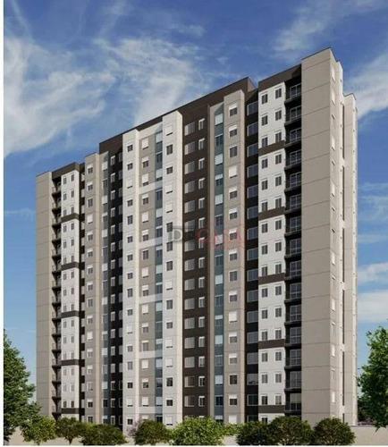 Imagem 1 de 10 de Apartamento Vivaz 2 Dormitórios Com Varanda Em Itaquera - Ap5648