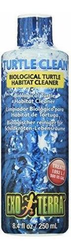 Exo Terra Limpiador Biológico Para Hábitats De Tortugas Exo
