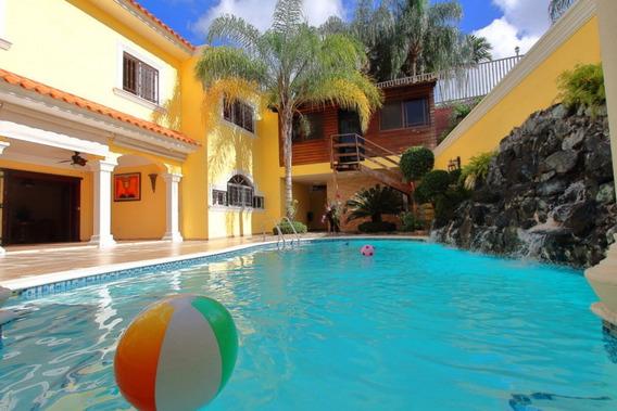 Casa En Venta O Alquiler Con Piscina En Isabel Villas Golf And Country Club
