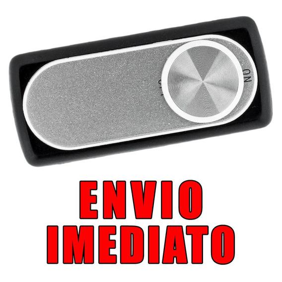 Mini Escuta Espiã Para Iniciantes Pen Drive Que Grava