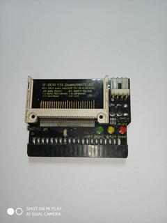 Adaptador Ide Cartão Compact Flash 40 Pin C/ Frete Gratis