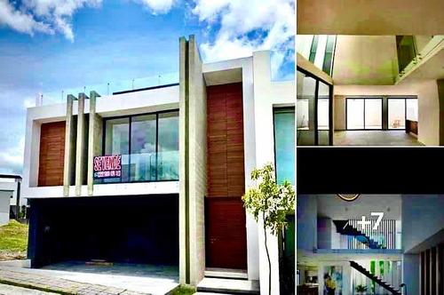 Imagen 1 de 14 de Vendo Residencia Nueva En Lomas De Angelópolis Clstr Nayarit