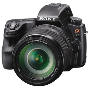 Sony Alpha Slt-a37k - Completa Apenas 4050 Cliques