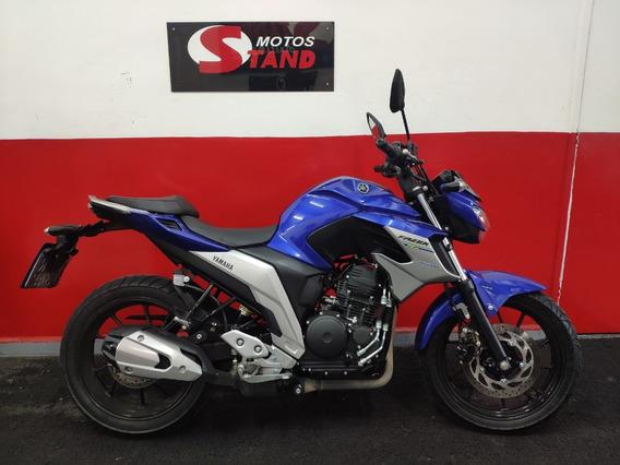 Yamaha Fazer Fz25 250 Abs 2019 Azul