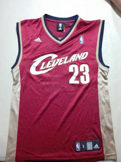 Remera Nba- Lebron James Retro Cleveland 2007.