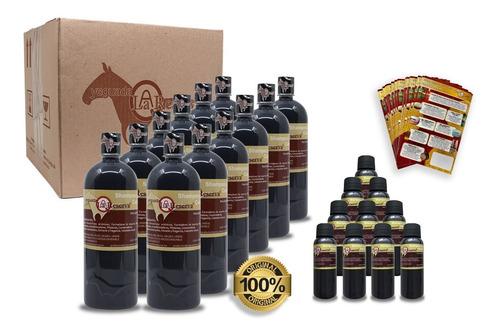 Imagen 1 de 7 de Mayoreo 1 Caja Shampoo Yeguada La Reserva Con 10 Muestras
