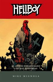 Comic Hellboy Vol. 3 El Ataud Encadenado Y Otras Historias