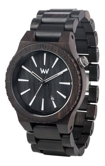 Relógio Wewood Assunt Black