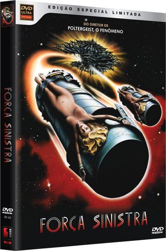 Imagem 1 de 3 de Força Sinistra Ultra Dvd Encoder
