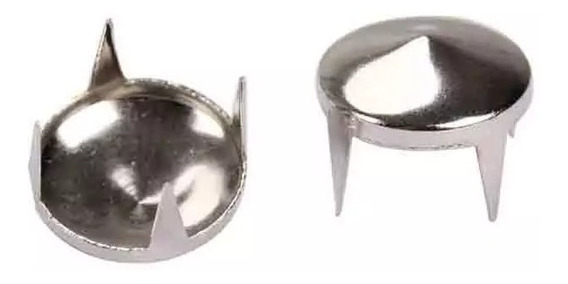 Estoperoles Tachuelas De Pico Trompillo Para Ropa 100pz 10mm
