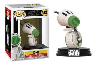 Funko Pop Star Wars D-0 #312