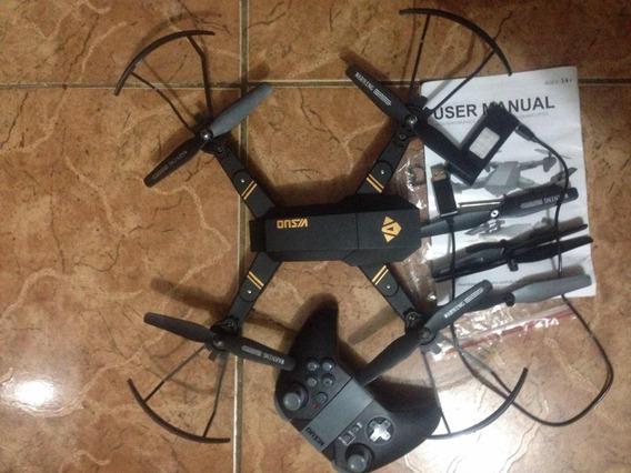 Drone Visuo Com Câmera Fpv Hd