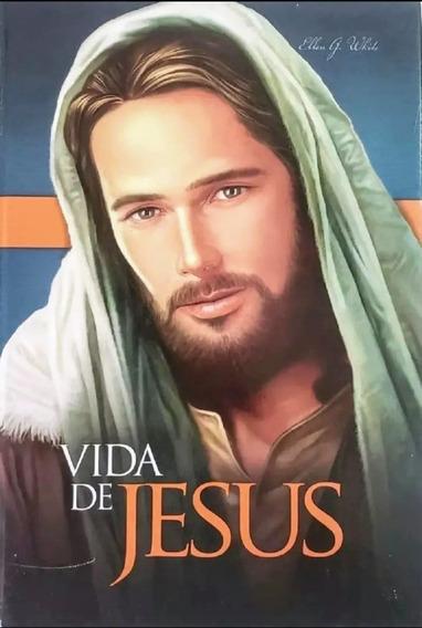 Livro Vida De Jesus Capa Dura - Lacrado + Brinde