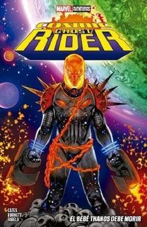 [español] Cosmic Ghost Rider: El Bebé Thanos Debe Morir