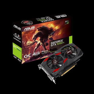 Tarjeta De Video Asus Cerberus Nvidia Geforce Gtx 1050 Ti, 4