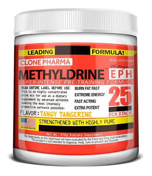 Methyldrine Eph (270g) Clone Pharma