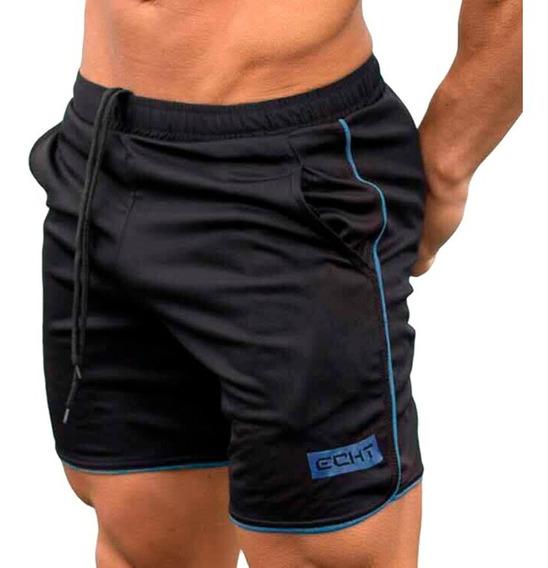 Gym Shorts Cortos Hombre, Gimnasio, Entrenamiento Y Casual