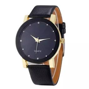 Relógio Feminino Analógico De Luxo Quartz