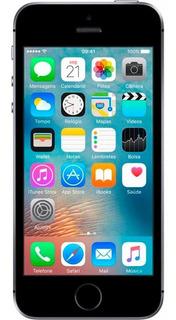 iPhone SE 16gb Usado Cinza Espacial Bom Celular Seminovo