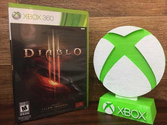 Diablo 3 Xbox 360 Mídia Física 100% Português Envio Imediato