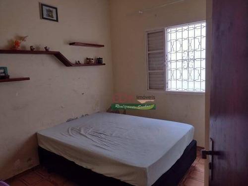 Imagem 1 de 7 de Casa Com 3 Dormitórios À Venda Por R$ 371.000 - Jardim Gurilândia - Taubaté/sp - Ca6123