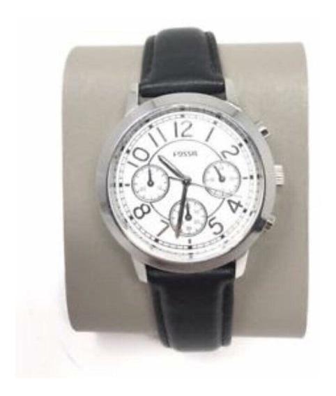 Reloj Fossil. Unisex. Extensible En Piel.
