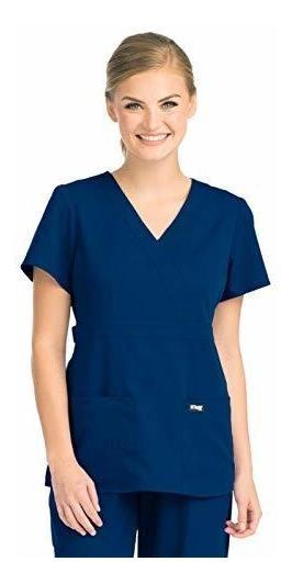 Blusa Medica Grey X26 39 S Anatomy 4153 Con Ajuste Pequeno Y