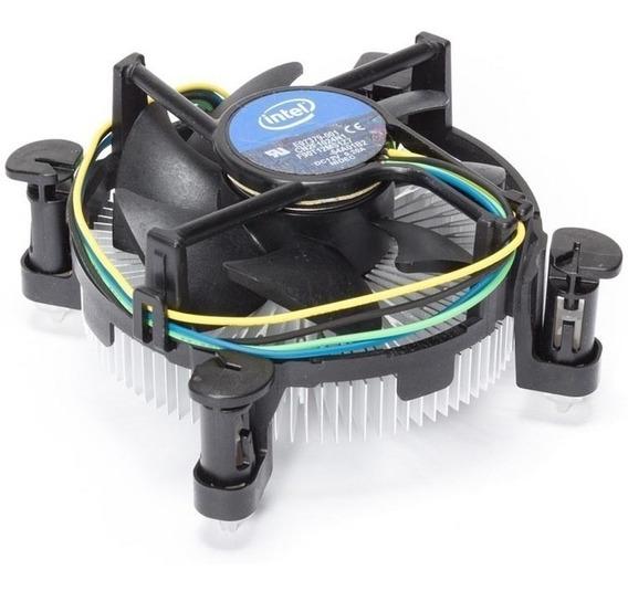 Cooler Processadores Intel Lga 1150 1151 1155 1156 Original