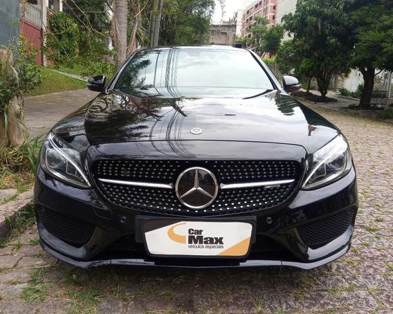 Mercedes C43 Amg - Aut.v6, Bi-turbo, Teto, 5.900km .
