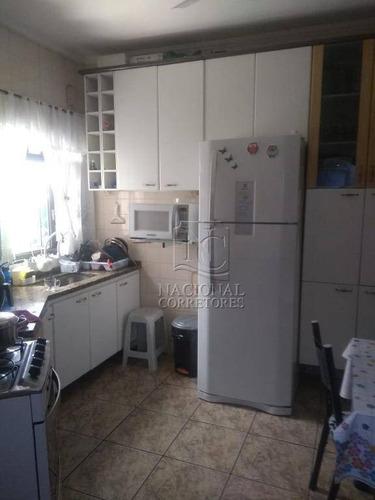 Casa À Venda, 121 M² Por R$ 425.000,00 - Parque Oratório - Santo André/sp - Ca2953