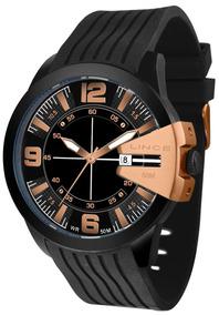 Relógio Lince Masculino Preto Mrp4457s P2px