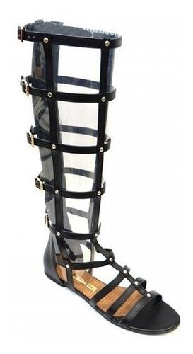 5d2dd75a2 Sandalias Gladiadoras Via Marte Feminino - Calçados, Roupas e Bolsas ...