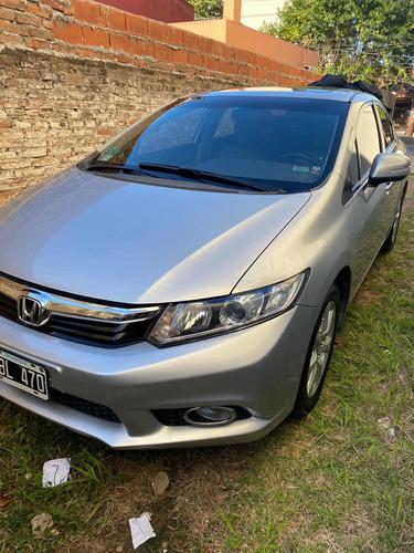 Honda Civic 1.8 Exs At 2012