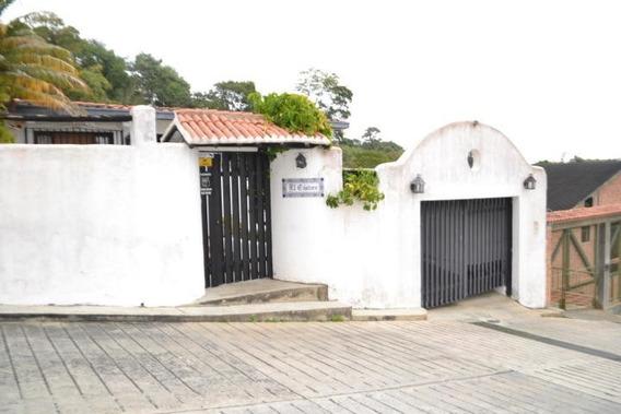 Bella Casa En Alquiler En El Hatillo 0212-9619360