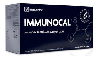 Immunocal Regular - Caja X 30 So - Unidad a $259000