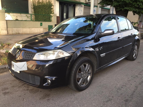 Renault Mégane Megane Sport 2.0 Caja 6ta Unica Mano