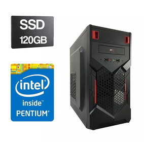 Cpu Intel Pentium Dual Core G2030 3.0ghz 4gb Ddr3 Ssd 120gb