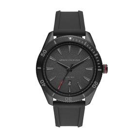 Relógio Masculino Armani Exchange Ax1829/8pn 46mm Silicone