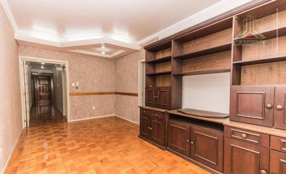 Vendo Aparamento De Três Dormitórios, Com Suíte E Vaga De Garagem, Ao Lado Da Sogipa Em Porto Alegre Rs - Ap3983