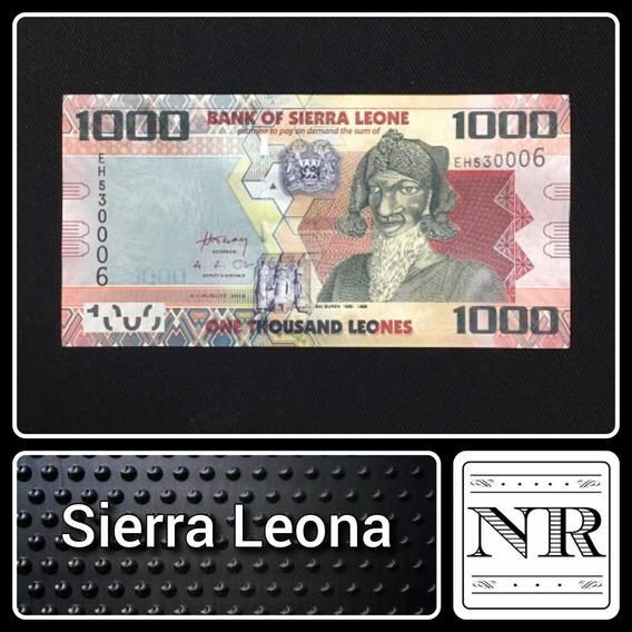 Sierra Leona - 1.000 Leones - Año 2013 - Billete