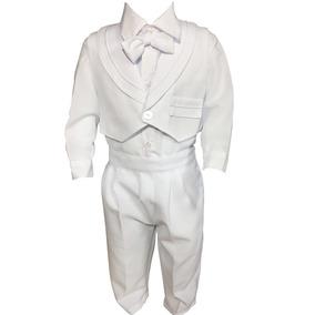 Conjunto Batizado, Camisa, Calça, Colete, Gravata Borboleta