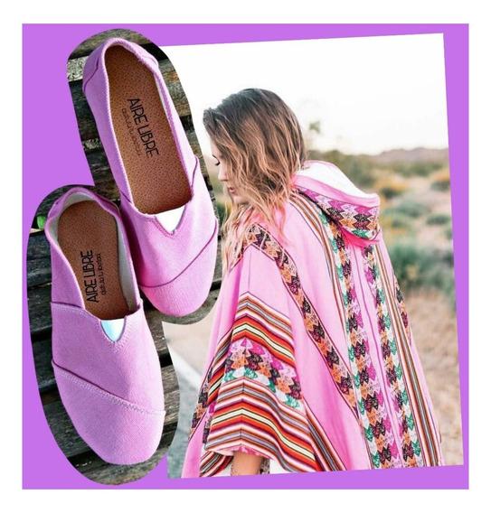 Alpargatas De Mujer De Colores. Zapatos De Mujer Verano